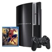 PlayStation 3 40GB Spider-Man Movie Pack