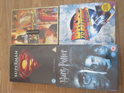 Harry Potter,  Superman,  Back to the Future & Indiana Jones DVD Boxsets